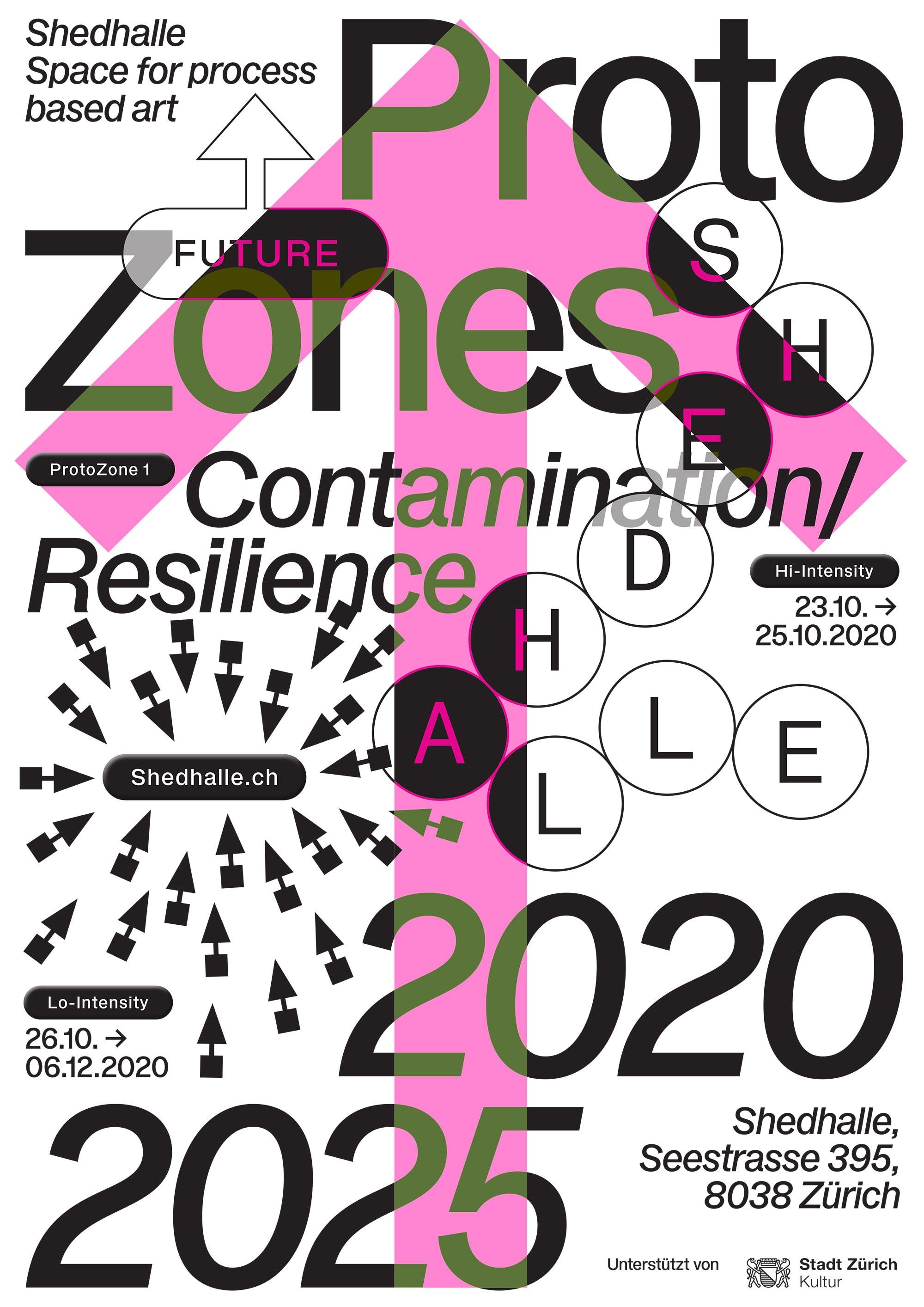 Shedhalle – Protozonen 2020-2025 Medien- konferenz