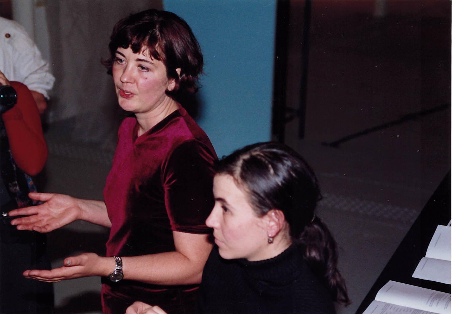 Shedhalle – Obituary: Marion von Osten