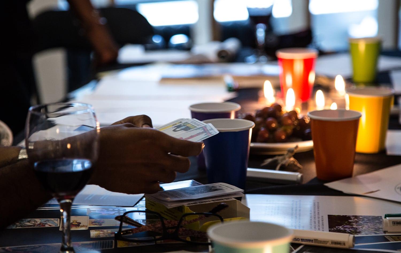 Shedhalle – Denise Ferreira da Silva: Elemental Study Room