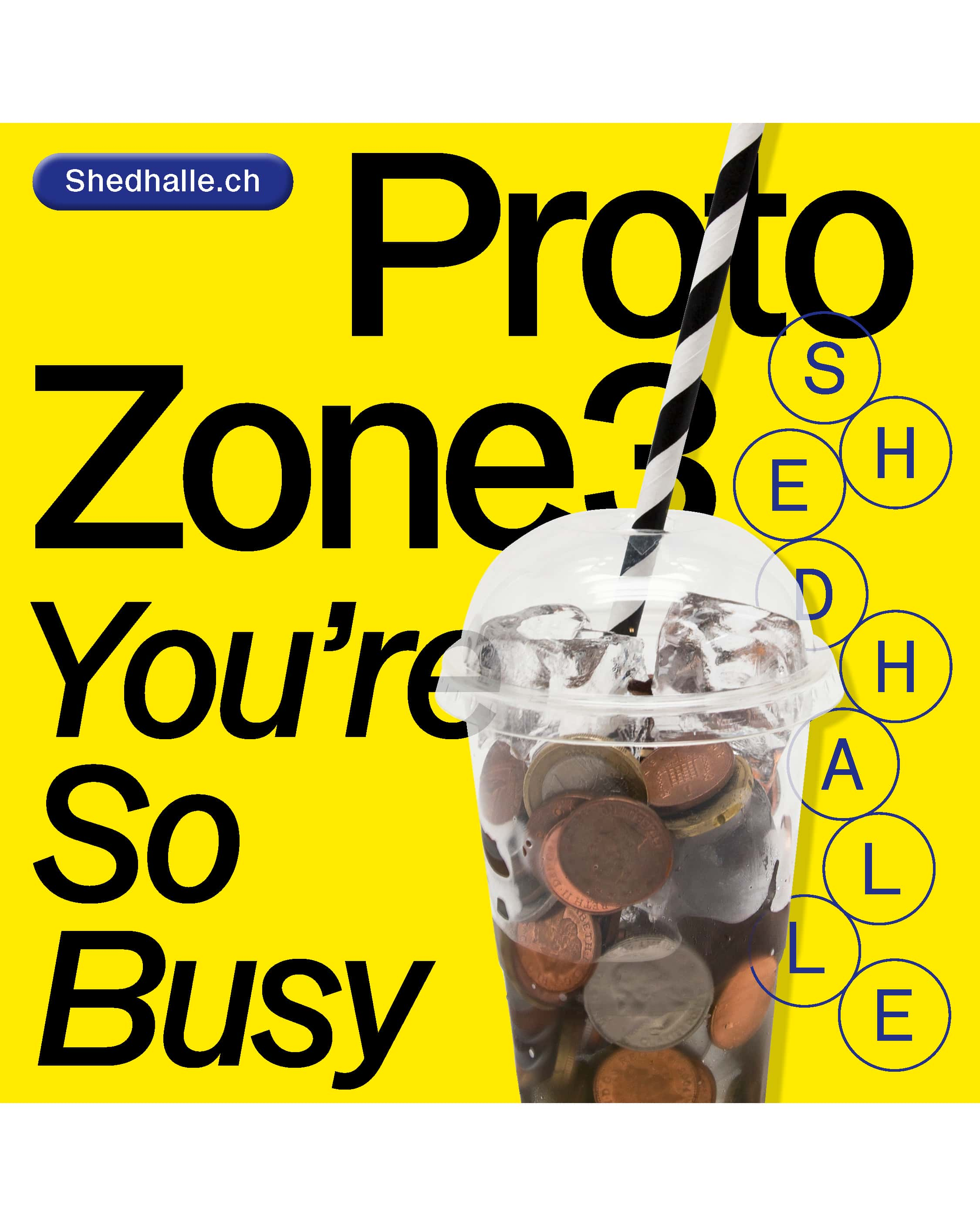 Shedhalle – Protozone3 You're So Busy