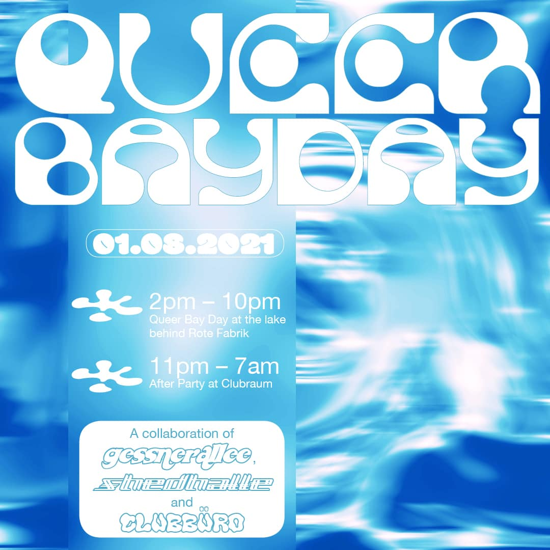 Shedhalle – Queer Bay Day
